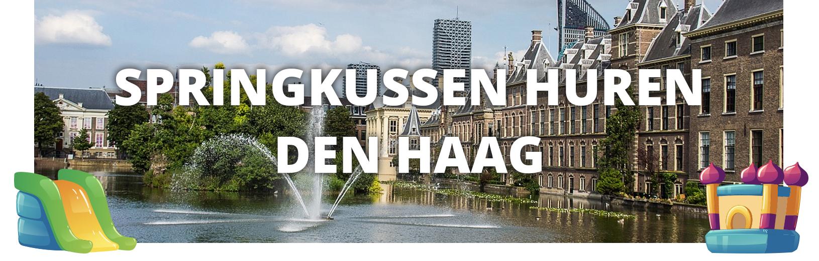 Springkussen huren Den Haag