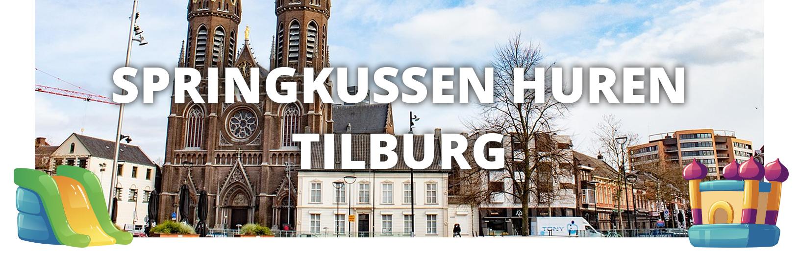 Springkussen huren Tilburg