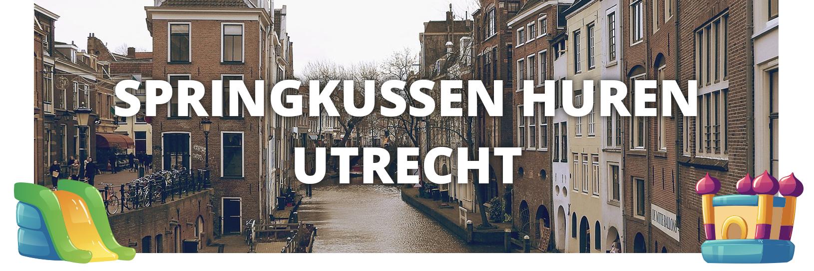 Springkussen huren Utrecht