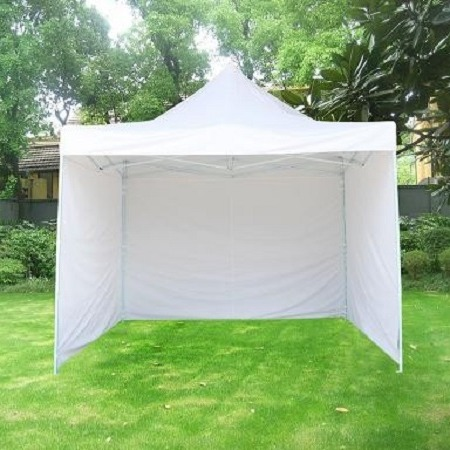 Easy up partytent 4x4m